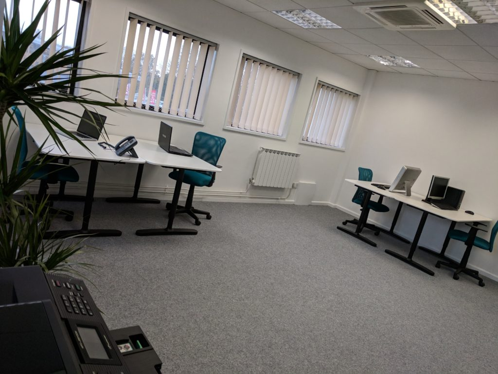 Beverley Office Space