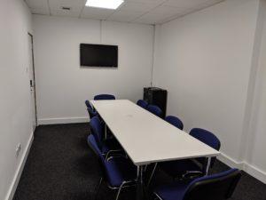 Waffle21 Beverley Meeting Rooms