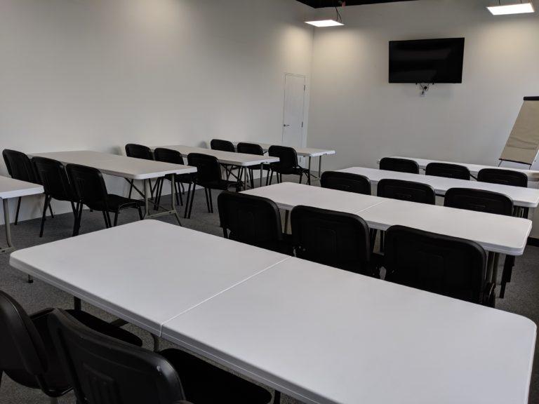 Waffle21 Beverley Training Rooms